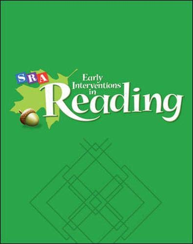 9780076026883: SRA Early Interventions in Reading - Teacher Materials - Level 2