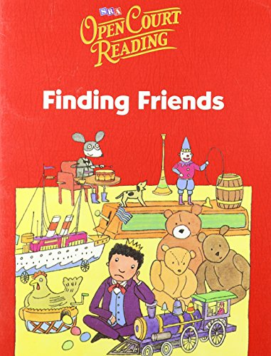 9780076027156: Open Court Reading: Finding Friends (Leap into Phonics)