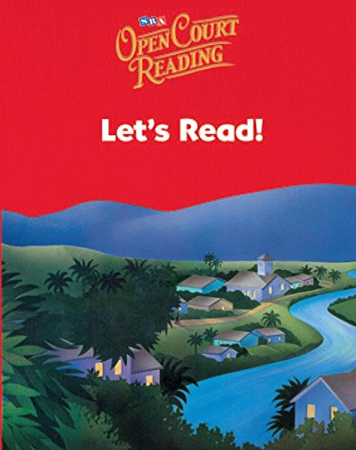 9780076027217: Open Court Reading - Little Book 1: Let's Read! - Grade 1