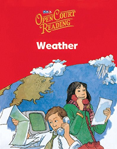 Open Court Reading, Little Book 5: Weather,: McGraw-Hill Education