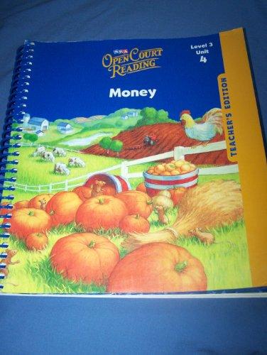9780076027569: Money Open Court Reading: Unit 4, Grade 3 (Leap into Phonics) Teacher Edition