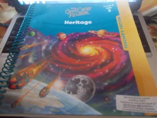 9780076027675: Open Court Reading, Teacher's Edition, Unit 3, Grade 5 (IMAGINE IT)