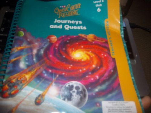 SRA Open Court Reading: Teacher's Edition, Grade 5, Unit 6: Journeys And Quests: Staff