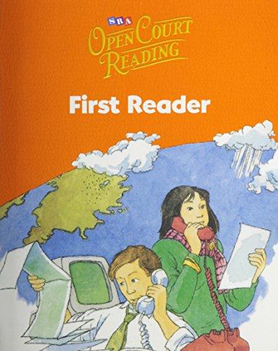 9780076027798: Open Court Reading: First Reader, Grade 1