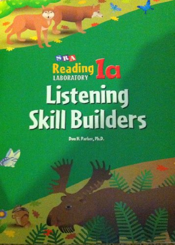 9780076028191: Reading Lab 1A - Listening Skill Builder - Levels 1.2 - 3.5
