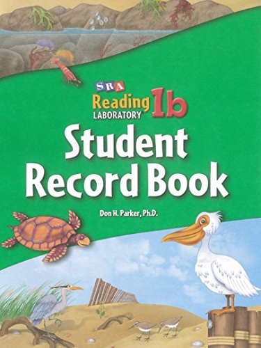 9780076028245: Reading Lab 1B - Student Record Book - Levels 1.4 - 4.5