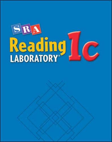 9780076028290: Reading Lab 1c - Complete Kit - Levels 1.6 - 5.5: RL 1c Kit