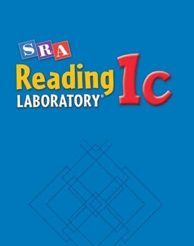 9780076028337: Reading Lab 1C - Teacher's Handbook - Levels 1.6 - 5.5 (Developmental Lab Series)