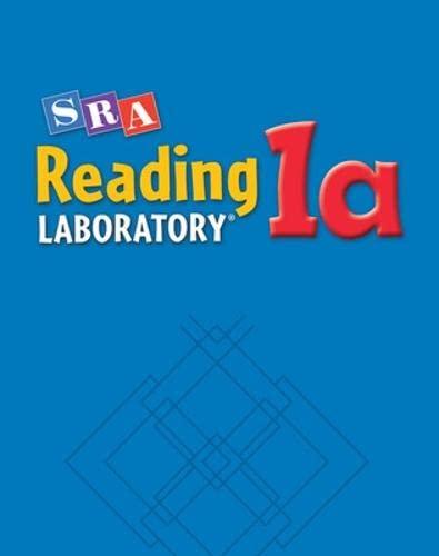 9780076028450: Reading Laboratory 1A : Orange Power Builder 2005 (Developmental Lab Series)
