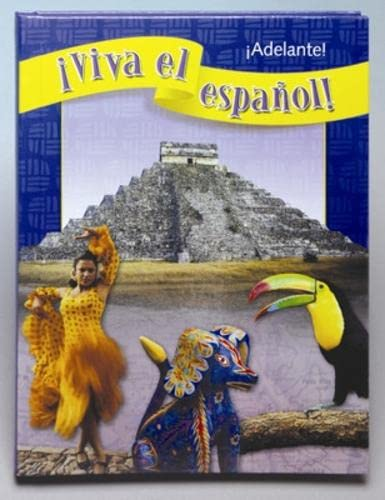 9780076029396: Viva El Espanol - Adelante (Spanish Edition)