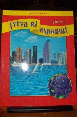 9780076029662: Assessment System B book with 2 CD-Roms (Viva el espanol!)