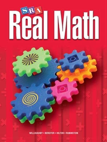 9780076029969: SRA Real Math: Grade K