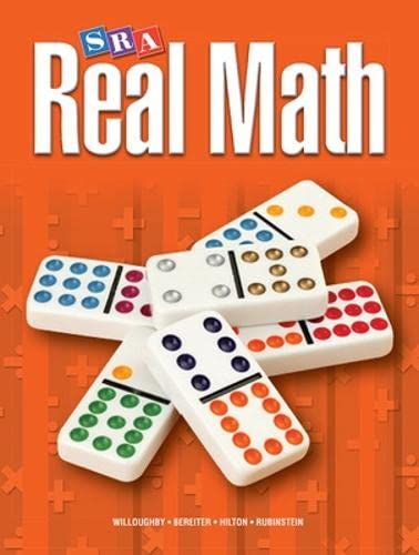 9780076029976: SRA Real Math Grade 1