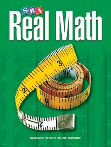 9780076029983: Real Math Student Edition - Grade 2