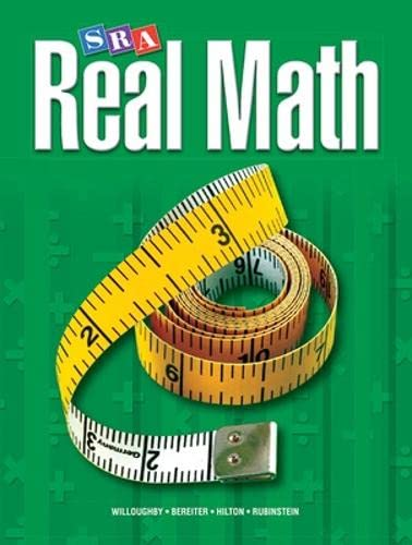 9780076029983: SRA Real Math Grade 2