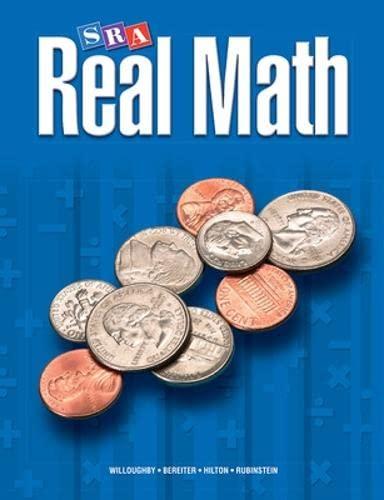 9780076029990: Sra Real Math Grade 3