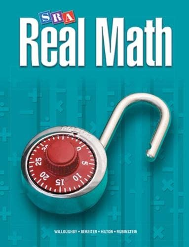 9780076030019: Real Math - Student Edition - Grade 5