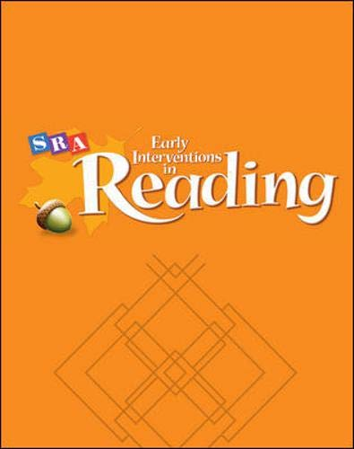 9780076030354: SRA Early Interventions in Reading - Collection of Individual Story-Time Readers (1 each of 60 titles) - Level 1