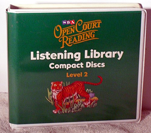 9780076031948: Open Court Reading, Listening Library CDs, Grade 2 (IMAGINE IT)