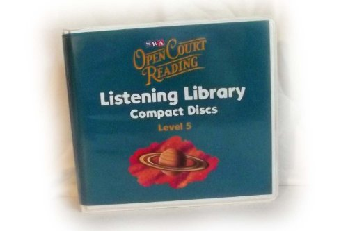 9780076031979: Listening Library CDs - Grade 5 (Leap into Phonics)