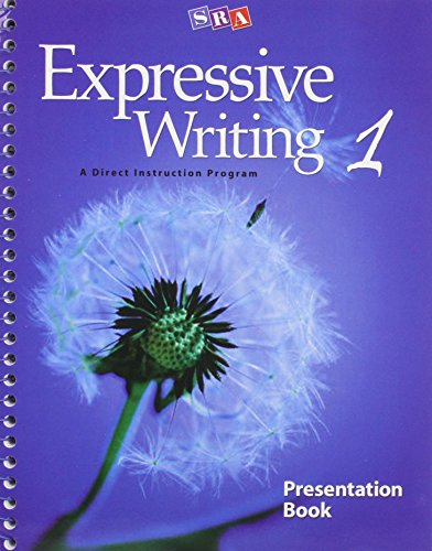9780076035878: Expressive Writing - Teacher Presentation Book - Level 1: Teacher's Guide Bk. 1