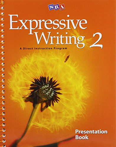 9780076035885: Expressive Writing - Teacher Presentation Book - Level 2 (Bk. 2)