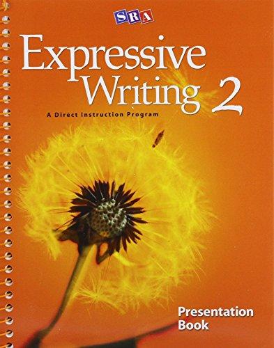 9780076035885: Expressive Writing - Teacher Presentation Book - Level 2 (Bk. 2)