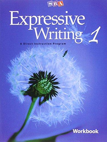 9780076035892: Expressive Writing - Workbook - Level 1: Workbook Bk. 1