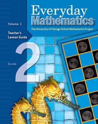 9780076035946: Everyday Mathematics, Grade 2, Vol. 1: Teacher's Lesson Guide