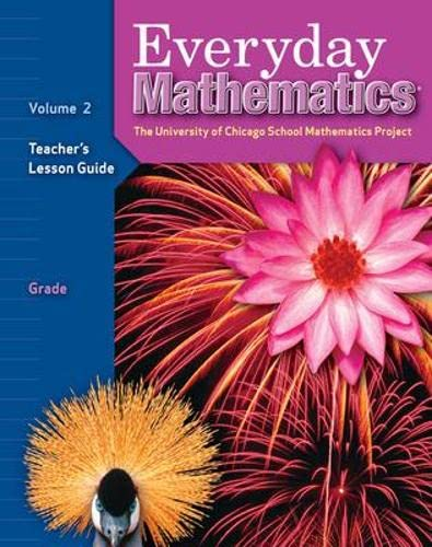9780076035991: Everyday Mathematics, Grade 4: Teacher's Lesson Guide, Vol. 2