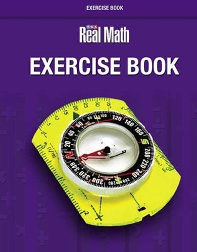 9780076037230: Real Math - Exercise Book - Grade 4 (SRA Real Math)