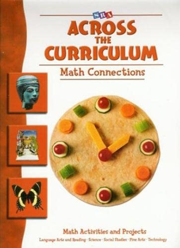 Real Math Across the Curriculum Math Connections - Grade 1 (SRA Real Math): Education, McGraw-Hill