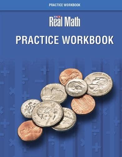 9780076037377: SRA Real Math Grade 3 - Practice Workbook