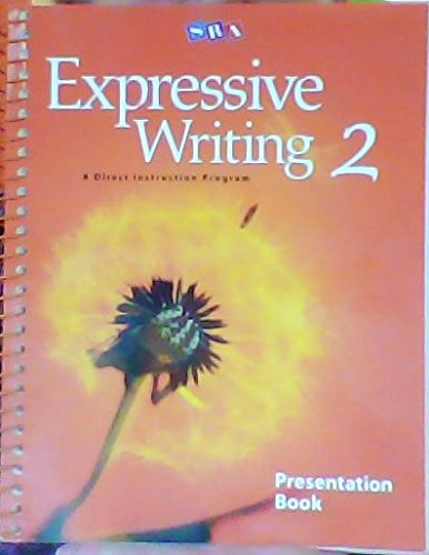 9780076038169: SRA Expressive Writing 2 Presentation Book