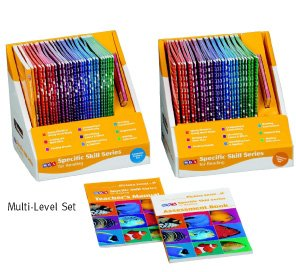 9780076039005: Middle Set - Levels D-F (Multiple Skills Series)