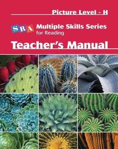 9780076039029: Teacher's Manual (Reading Reinforcement Skilltxt)