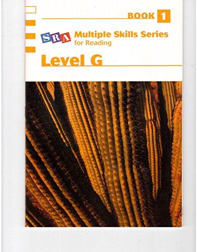 9780076039463: Level G Book 1 (SRA Multiple Skills Series for Reading)