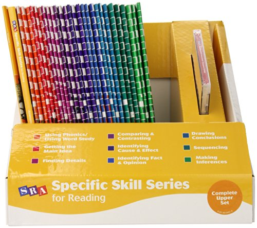 9780076039579: SRA Specific Skills Series, Levels F-H: Complete Upper Elementary Set