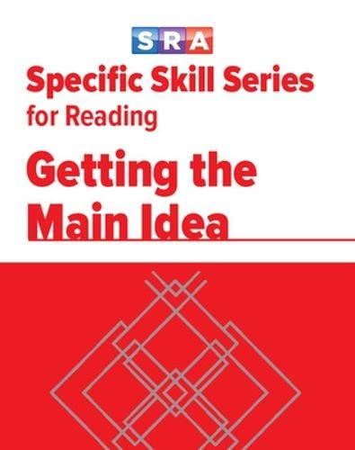 9780076039821: Getting the Main Idea Prep Level 2006 (Specific Skill Series)