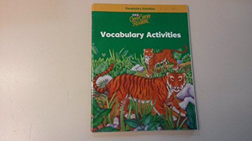 9780076041206: Open Court Reading: Level 2 Vocabulary Activities Workbooks