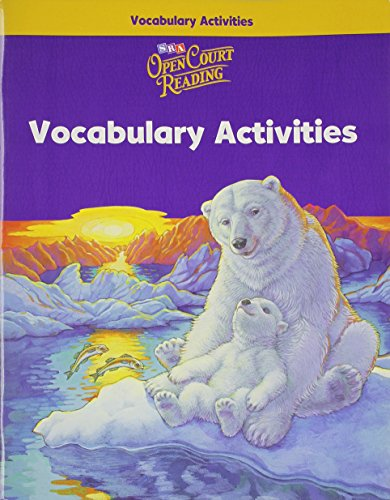 9780076041220: Open Court Reading, Level 4: Vocabulary Activities Workbook