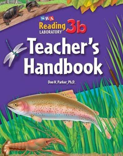 Teacher Handbook - Levels 4.5 - 12.0 (First Reading Lab): Parker, Don H.