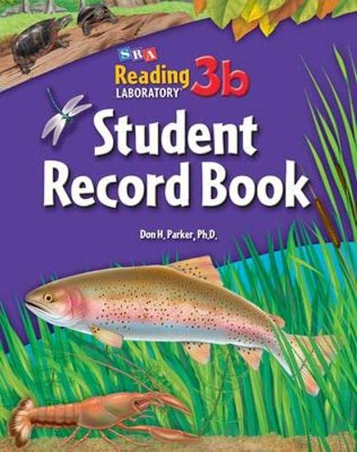 9780076042982: Reading Laboratory 3b Student Record Books - Pack of 5 (Reading Lab 3b)