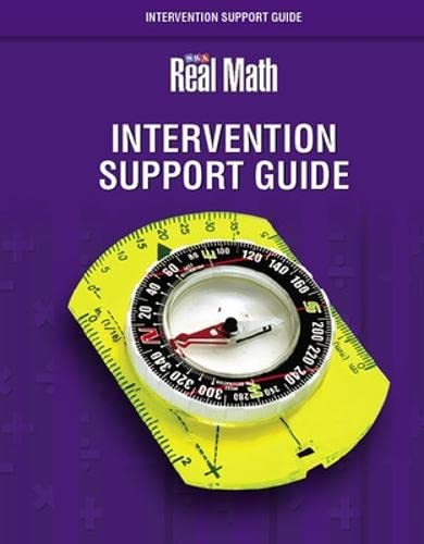 9780076043613: Real Math - Intervention Support Guide - Grade 4