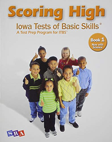 9780076043644: Scoring High: Iowa Tests of Basic Skills (ITBS), Book 1