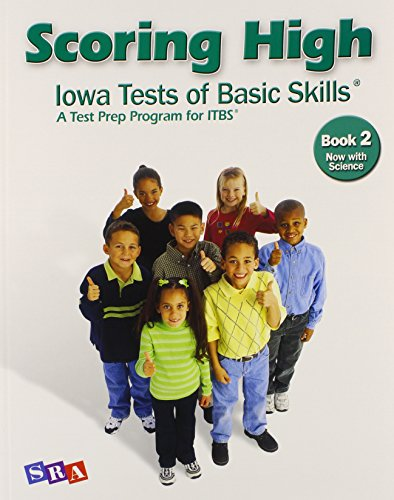 9780076043651: Scoring High: Iowa Tests of Basic Skills (Book 2)