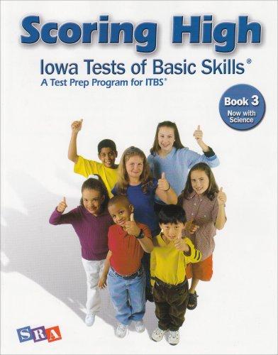 9780076043668: Scoring High: Iowa Test of Basic Skills: Book 3