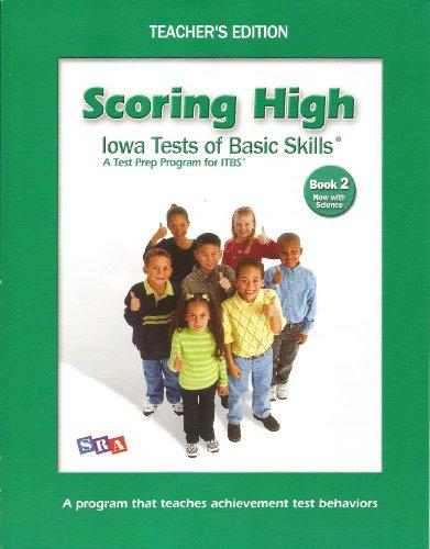 9780076043811: Scoring High Iowa Tests of Basic Skills Book 2 Teacher's Edition 2007
