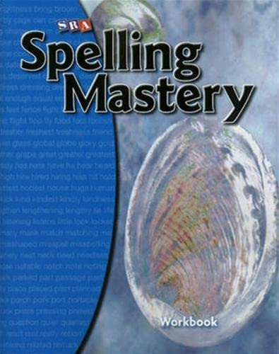 Spelling Mastery Level C, Student Workbook: Education, McGraw-Hill