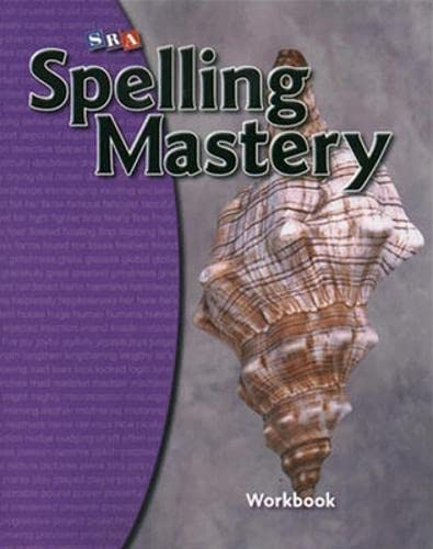 9780076044849: Spelling Mastery - Student Workbook - Level D